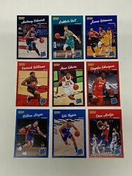 2020-2021 Panini Instant Nba Rated Rookie Retro 45 Card Set In Hand Lamelo Ball