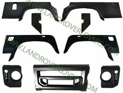 Land Rover Defender 110 Arch Kit And Front Grille