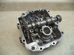 2005 Yamaha Grizzly 660 Engine Cylinder Head Assy Cam Rockers Cover