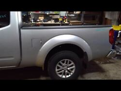 Pickup Box King Cab Silver Paint Code K23 Fits 13-19 Frontier 741611