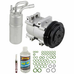 For Ford Ranger 2.3l And Mazda B2300 1995 1996 1997 Ac Compressor And A/c Kit Gap