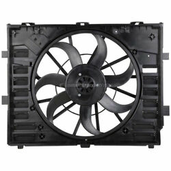 For Porsche Cayenne 2011-2017 New Cooling Fan Assembly Gap