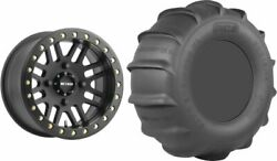 Mounted Wheel And Tire Kit Wheel 15x10 5+5 4/156 Tire 30x15-15 6 Ply