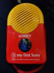 Used Sony Wm-3040 Cassette Walkman Very Rare Playback Only Junk Products