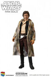 Medicom Toy And Enterbay Ultimate Unison Star Wars 1/6 Han Solo 12-inch Figure