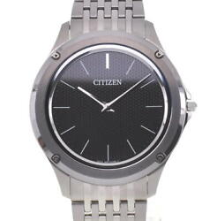 Citizen Eco Drive One 8826-t022812 Ss Solar Powered Menand039s Watch N104152