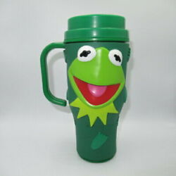 Kermit The Frog 80and039s 90and039s Vintage Cup Mug Sesame Street Applause 19 Andtimes 5cm