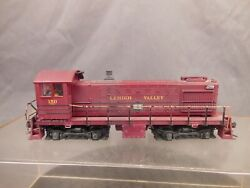 Ho Scale Atlas Lehigh Valley S-2 Dcc No Sound Light Weathering