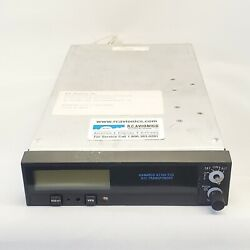 Narco At- 165 Tso Atc Transponder W/ Tray And Connector Working