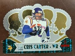 2000 Crown Royale Limited Series 54 Cris Carter And039d 137/144