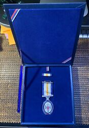 War Commemorative Medal Ministry Of Defence Of Republic Of Serbia