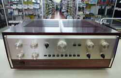 Accuphase Integrated Amplifier C-200x Ac100v Working Properly7850