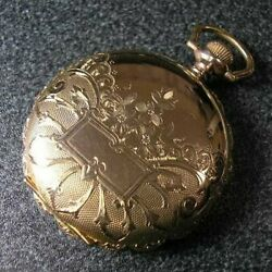 1903 Antique Keil And Hettich Elgin Gold Filled Pocket Watch 6size 15jewels
