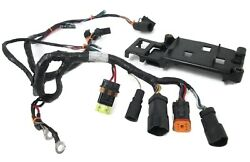 Johnson Evinrude Outboard Motor Cable Assembly Harness 586043 25 35hp 3-cylinder