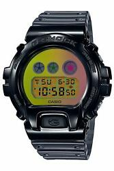 Casio Watch Ge-shock Dw6900 25th Anniversary Model Dw-6900sp-1jr Menand039s