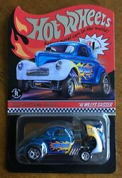 2020 Hot Wheels Rlc Selections Series And03941 Willys Gasser - Free Ship