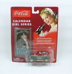 Johnny Lightning Coca-cola Calender Girl Series 6 33 Ford Panel Delivery