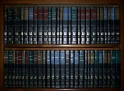Britannica's Great Books Of The Western World - 54 Volumes Complete