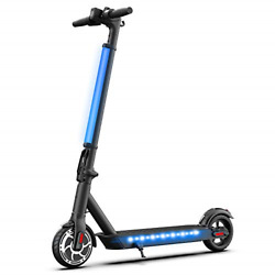 Hiboy S2 Lite Electric Scooter - 6.5 Solid Tires - Up To 10.6 Miles Long-range