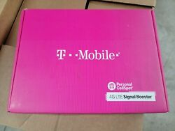 New T-mobile 4g Lte Cellspot Signal Booster Celfi-d32-21266 For T-mobile Only