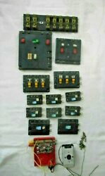 Lot Of Ho Or N Vtg. Atlas Switch Parts And Misc. Items See Below
