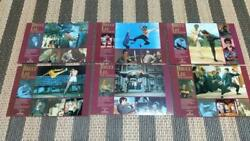 Bruce Lee The Man And The Legend Movie Collections Post Cards Set 2 Tracking