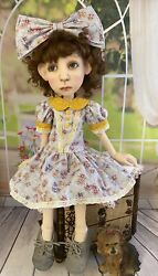 Lavender Floral Dress Outfit For Connie Lowe Big Stella, Meili And Hazel