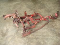 1955 Farmall 300 Tractor Fast Hitch Assembly