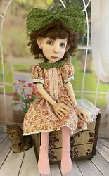 Pink And Green Dress Outfit For Connie Lowe Big Stella, Meili And Hazel