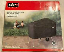 Weber Kettle Work Table Cover Part 7454