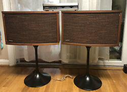 Bose 901 Series Iii Speakers With Equalizer V And Stand Pickup Only