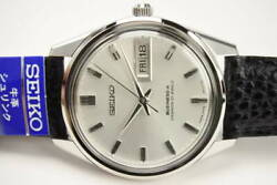 Seiko Business-a 8306/46-8020 Vintage 27 Jewels Overhaul Automatic Mens Watch