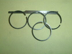 4 1 Diameter 1/16 Wide .046 Wall Piston Rings Model Gas Or Steam Engines