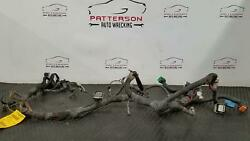 2008 Chrysler Town And Country Engine Motor Electrical Wiring Wire Harness 3.8 Fwd