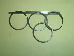 8 1 Diameter 1/16 Wide .046 Wall Piston Rings Model Gas Or Steam Engines