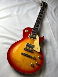 Greco Eg500 Lp Standard Type '79 Vintage Electric Guitar Made In Japan Sold Body