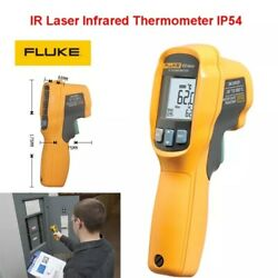 Fluke 62 Max Ir Infrared Thermometer Ip54 Non-contact Digital Thermal -30℃500℃