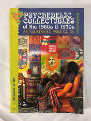 Suzanne White Psychedelic Collectibles Of The 1960s And 70s 1990 Price Guide