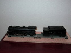 Lionel 2026 2-6-2 Steam Locomotive And 6466wx Whistling Tender