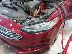 Driver Left Headlight Halogen With Led Accent Fits 17-18 Fusion 2719112