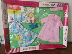 Vintage Japan Japanese Ideal Tammy Doll Outfit Never Removed From Package 7317