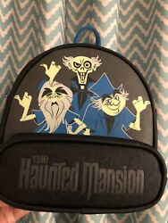Disney Haunted Mansion Hitchhiking Ghosts Crossbody by Loungefly $75.00