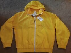 Nike Lab Nikelab Made In Italy Hooded Track Jacket Opti Yellow 400 S Ct4585 731