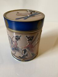 Antique Lambert's Cookie Collectable Tin With Music Box