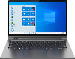 Lenovo Yoga C940 2-in-1 14 Ultra-light Touch-screen Laptop, Fhd, Core I7- 1065