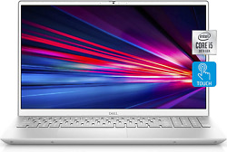 Dell Inspiron 15 Plus 7501 Laptop, 15.6 Fhd Led Backlit Touchscreen, I5-10300h