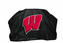 University Of Wisconsin 68 Barbecue Bbq Heavy Duty Vinyl Gas Grill Cover