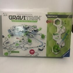 Ravensburger Gravitrax Obstacle Course Set - With Over 186 Elements Sealed