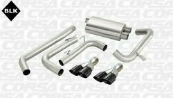 Corsa 14143blk Sport Exhaust System Cat-back 98-02 Chevy Camaro Ss/z28 5.7 Ls1