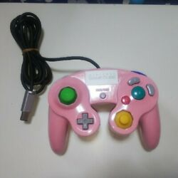 Nintendo Gamecube Controller Color Silver Has Been Repainted In Pink Japan